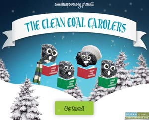 cleancoalcarolers