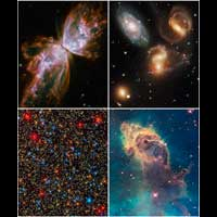 Image Credit: Hubble Servicing Mission 4 Early Release Observations